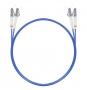 Шнур оптический dpc LC/UPC-LC/UPC 50/125 ОМ4 3.0мм 3м LSZH (патч-корд)
