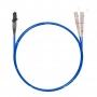Шнур оптический dpc MTRJ/male-SC/UPC50/125 OM4 2.0мм 2м LSZH (патч-корд)
