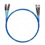 Шнур оптический dpc MU/UPC-ST/UPC50/125 OM4 2.0мм 5м LSZH (патч-корд)