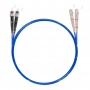 Шнур оптический dpc SC/UPC-ST/UPC 50/125 OM4 3.0мм 20м LSZH (патч-корд)