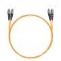 Шнур оптический dpc FC/UPC-FC/UPC 62.5/125 3.0мм 2м LSZH (патч-корд)