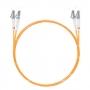 Шнур оптический dpc LC/UPC-LC/UPC 62.5/125 3.0мм 1м LSZH (патч-корд)