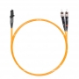 Шнур оптический dpc MTRJ/male-ST/UPC62.5/125 2.0мм 3м LSZH (патч-корд)