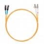 Шнур оптическийdpc MU/UPC-LC/UPC62.5/125 2.0мм 2м LSZH (патч-корд)