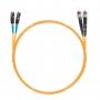 Шнур оптическийdpc MU/UPC-ST/UPC62.5/125 2.0мм 15м LSZH (патч-корд)