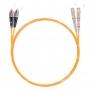 Шнур оптический dpc SC/UPC-FC/UPC 62.5/125 3.0мм 1м LSZH (патч-корд)