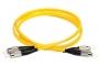 Шнур оптический dpc FC/UPC-FC/UPC 9/125 3.0мм 2м LSZH (патч-корд)