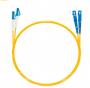 Шнур оптическийdpc LC/UPC-SC/UPC9/125 3.0мм 2м LSZH (патч-корд)