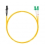 Шнур оптический dpc MTRJ/female-LC/APC9/125 2.0мм 15м LSZH (патч-корд)