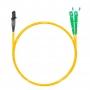 Шнур оптический dpc MTRJ/female-SC/APC9/125 2.0мм 3м LSZH (патч-корд)