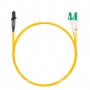 Шнур оптическийdpc MTRJ/male-LC/APC9/125 2.0мм 20м LSZH (патч-корд)