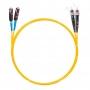 Шнур оптическийdpc MU/UPC-ST/UPC9/125 2.0мм 10м LSZH (патч-корд)