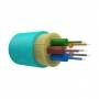 Оптический кабель распределительный, OM3, 50/125, 6 волокон, LSZH, оранжевый