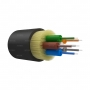 Оптический кабель IN/OUT, OM4, 50/125, 6 волокон, LSZH, черный