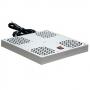 Вентиляторный модуль СТАНДАРТ 4 элемента потолочный без термостата для напольных шкафов с глубиной 600/800/1000мм