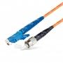 Шнур оптический spc E2000/UPC-ST/UPC50/125 3.0мм 20м LSZH (патч-корд)