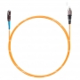 Шнур оптическийspc MU/UPC-FC/UPC50/125 2.0мм 5м LSZH (патч-корд)