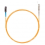 Шнур оптическийspc MU/UPC-SC/UPC50/125 2.0мм 15м LSZH (патч-корд)