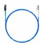 Шнур оптический spc MU/UPC-LC/UPC50/125 ОМ4 2.0мм 10м LSZH (патч-корд)
