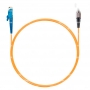 Шнур оптический spc E2000/UPC-FC/UPC62.5/125 3.0мм 15м LSZH (патч-корд)