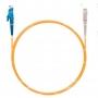 Шнур оптический spc E2000/UPC-SC/UPC62.5/125 3.0мм 3м LSZH (патч-корд)