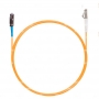 Шнур оптическийspc MU/UPC-LC/UPC62.5/125 2.0мм 5м LSZH (патч-корд)