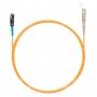 Шнур оптическийspc MU/UPC-SC/UPC62.5/125 2.0мм 5м LSZH (патч-корд)