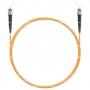 Шнур оптический spc ST/UPC-ST/UPC 62.5/125 3.0мм 1м LSZH (патч-корд)