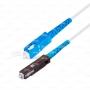 Шнур оптическийspc MU/UPC-SC/UPCG.657A1 9/125 2.0мм 3м LSZH (патч-корд)