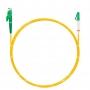 Шнур оптический spc E2000/APC-LC/APC9/125 3.0мм 3м LSZH (патч-корд)