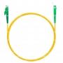Шнур оптический spc E2000/APC-SC/APC9/125 3.0мм 15м LSZH (патч-корд)