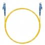 Шнур оптический spc E2000/UPC-E2000/UPC 9/125 3.0мм 1м LSZH (патч-корд)