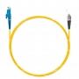 Шнур оптический spc E2000/UPC-FC/UPC9/125 3.0мм 1м LSZH (патч-корд)