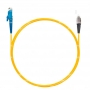 Шнур оптический spc E2000/UPC-FC/UPC9/125 3.0мм 20м LSZH (патч-корд)