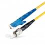 Шнур оптический spc E2000/UPC-ST/UPC9/125 3.0мм 20м LSZH (патч-корд)