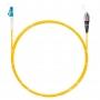 Шнур оптическийspc LC/UPC-FC/UPC9/125 3.0мм 3м LSZH (патч-корд)