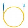 Шнур оптическийspc LC/UPC-SC/UPC9/125 3.0мм 3м LSZH (патч-корд)