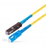 Шнур оптическийspc MU/UPC-SC/UPC9/125 2.0мм 20м LSZH (патч-корд)
