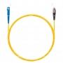 Шнур оптический spc SC/UPC-FC/UPC 9/125 3.0мм 2м LSZH (патч-корд)