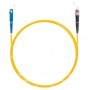 Шнур оптический spc SC/UPC-ST/UPC 9/125 3.0мм 2м LSZH (патч-корд)