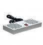 Вентиляторный модуль 2 элемента потолочный без термостата для настенных шкафов СТАНДАРТ/ПРЕМИУМ и напольных шкафов СТАНДАРТ глубиной 600/800/1000