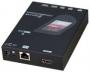 Принимающий блок видео стены, HDMI (1920 x 1200), Giga LAN, IR, P-t-P 100м, Hub 600м