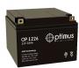 Аккумуляторная батарея Optimus OP 1226 (12V / 26Ah)