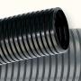 DKC / ДКС PA601721F2i Труба гофрированная DN 17 мм, V2, Dвн 16,8 мм, Dнар 21.2 мм, полиамид 6, цвет чёрный, от -40C до +105С