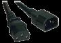 ITK Кабель электропитания PDU 3х1,5 5М с разъёмами С13-C14