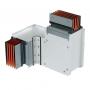 DKC / ДКС PTC08GHTE4AA Горизонтальный Т-отвод стандартный, тип 4, Cu, 3P+N+Pe+Fe, 800А, IP55