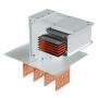DKC / ДКС PTC25EDHT3AA Z-образная гориз. секция + секция подключения, тип 3, Cu, 3P+N+Pe, 2500А, IP55