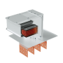 DKC / ДКС PTC25EHTP4AA Гор. угол + секция подключения с паралл. фазами, тип 4, Cu, 3P+N+Pe, 2500А, IP55
