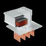 DKC / ДКС PTC64EHTP4AA Гор. угол + секция подключения с паралл. фазами, тип 4, Cu, 3P+N+Pe, 6400А, IP55