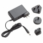 Universal Versiv, DSX-600 and DTX Charger, 15V, 2A with USA, Euro, Australian and UK Adapters